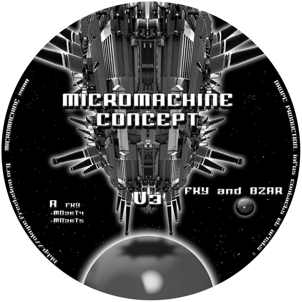 MicroMachineConcept